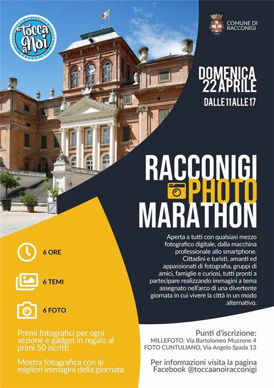 Locandina Photo marathon